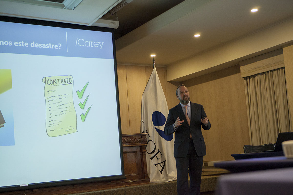 Foto 1 Fernando García, Director del Grupo de Propiedad Intelectual de Carey.