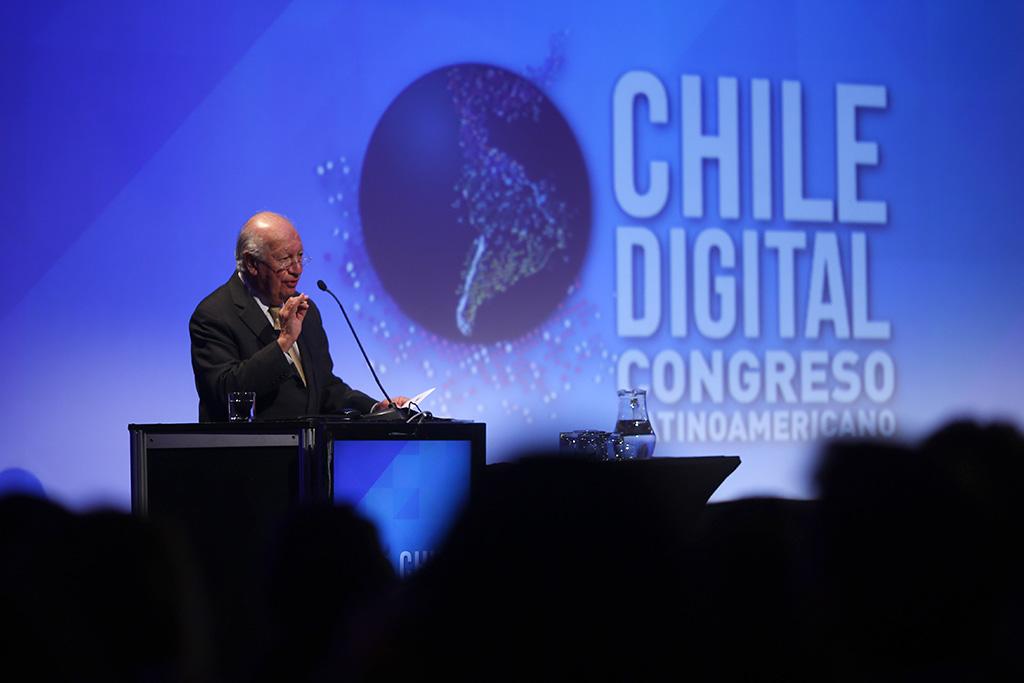 Discurso Inaugural, Ex-Presidente Ricardo Lagos